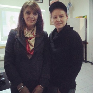 Kitty Sanders & Silvia Maria Almara